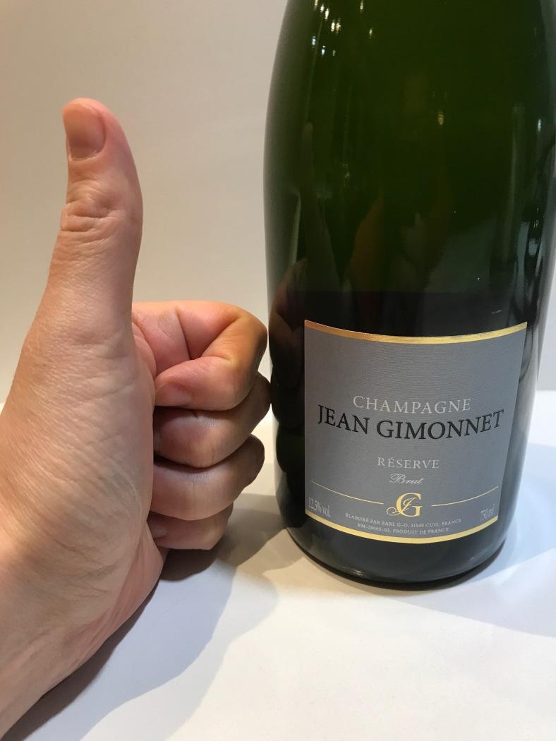 champagne Jean Gimonnet
